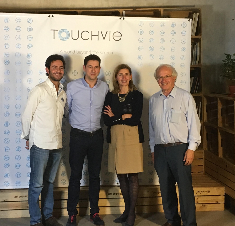 151103 Presentacion Touchvie