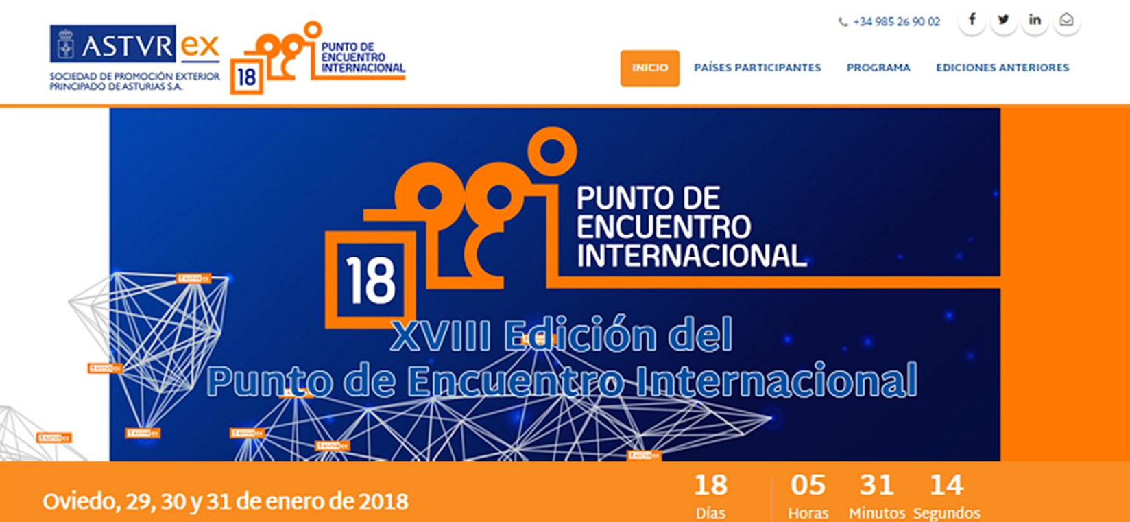Punto de Encuentro Internacional