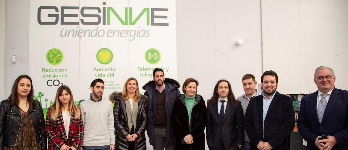 Inauguración instalaciones Gesinne