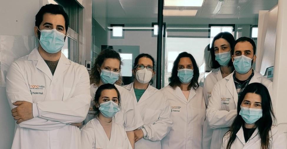 Foto equipo Nanovex
