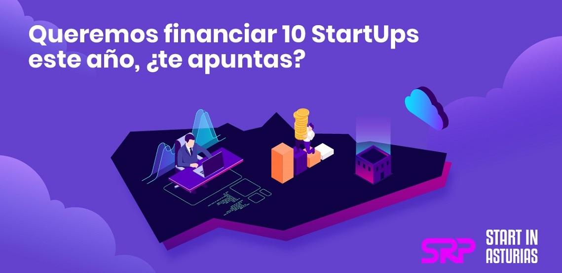 Webinar Fondo Asturias Startup SRP