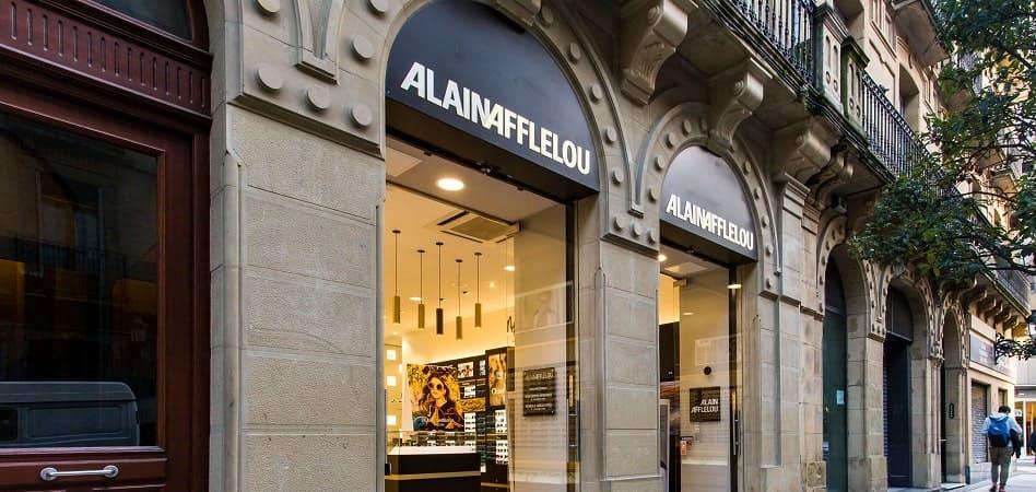 Tienda Alain Afflelou los datos son el oro del siglo XXI