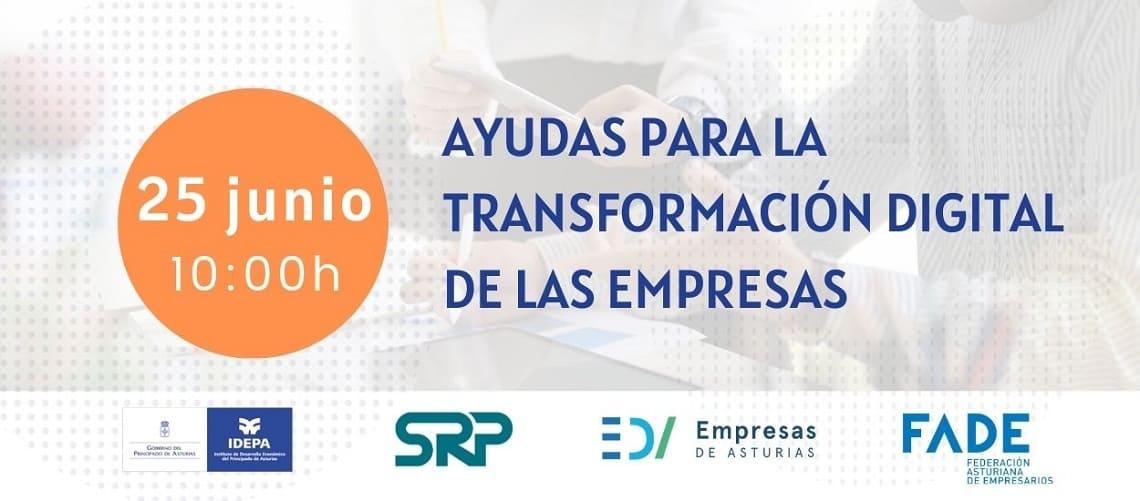 Ayudas a la transformación digital de las empresas