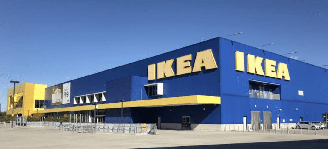 Fotografía de una tienda de Ikea, que utiliza tecnología de Flame Analytics