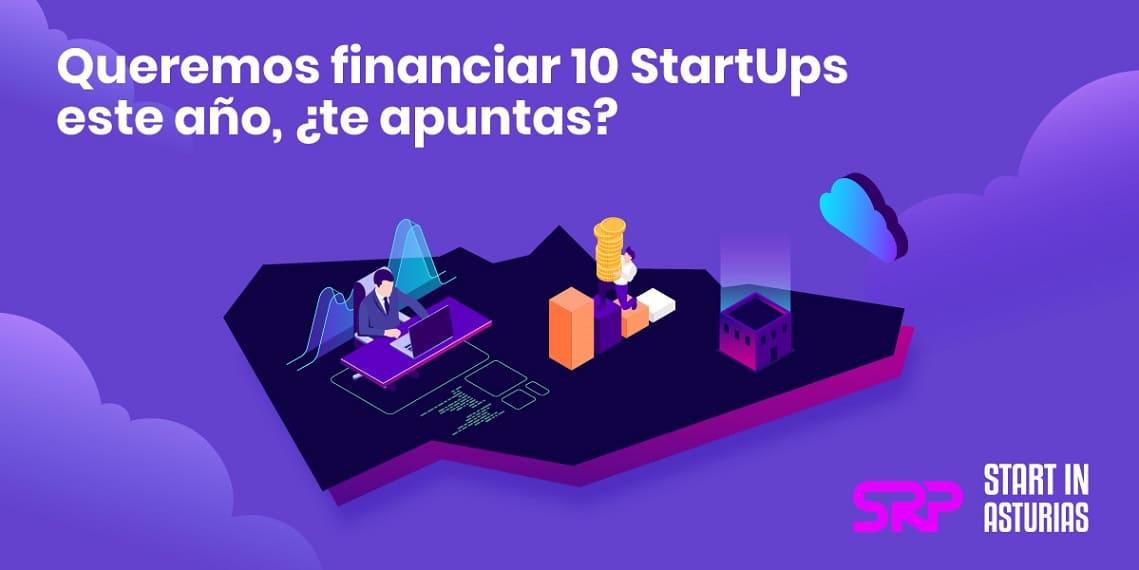 Imagen Fondo Asturias Startup SRP